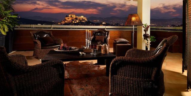 Hotel View Athens Divani Caravel