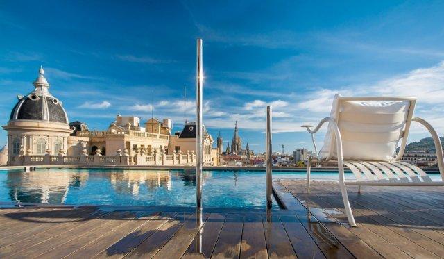 Hotel View Barcelona Sagrada Familia Ohla Hotel